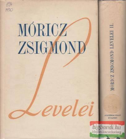 Móricz Zsigmond levelei I-II.