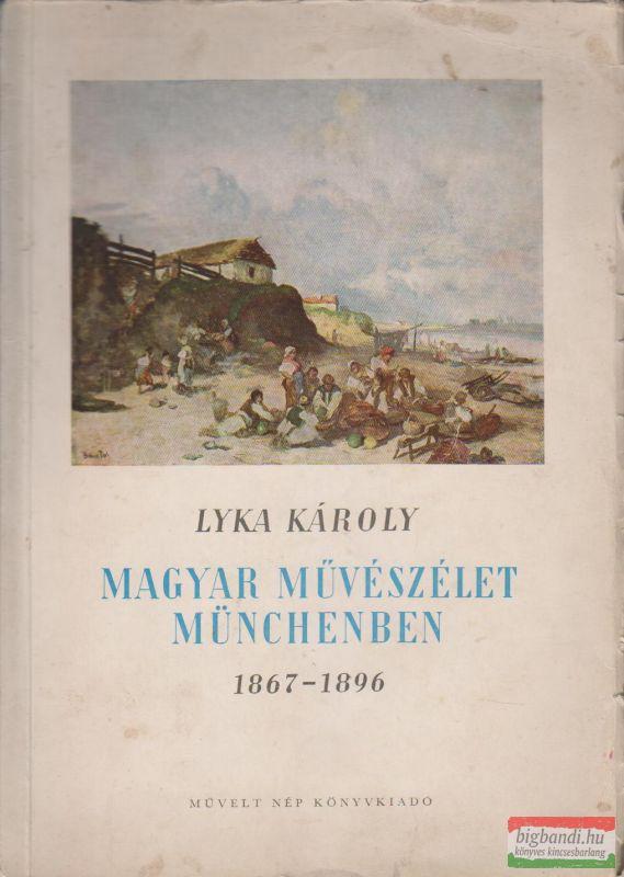 Magyar művészélet Münchenben
