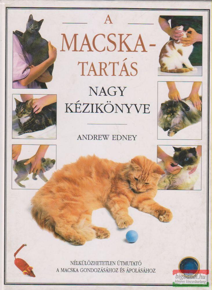 A macskatartás nagy kézikönyve