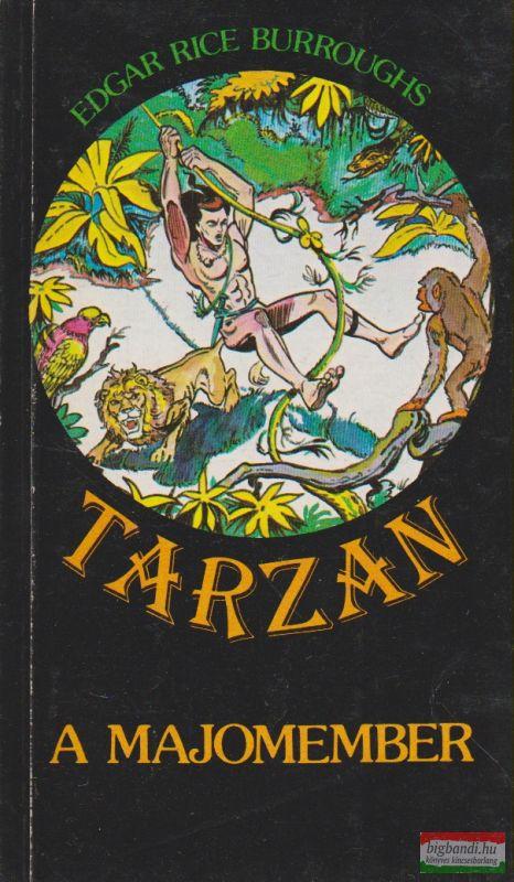 Edgar Rice Burroughs - Tarzan a majomember