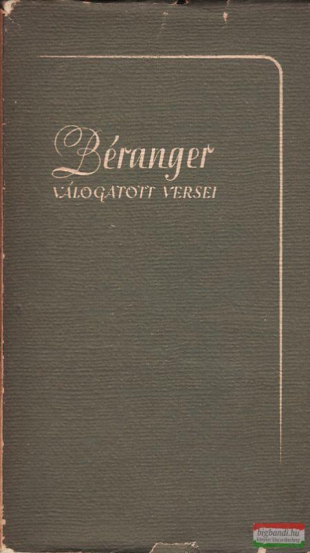 Béranger válogatott versei