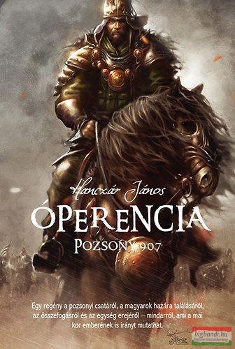 ÓPERENCIA - POZSONY, 907