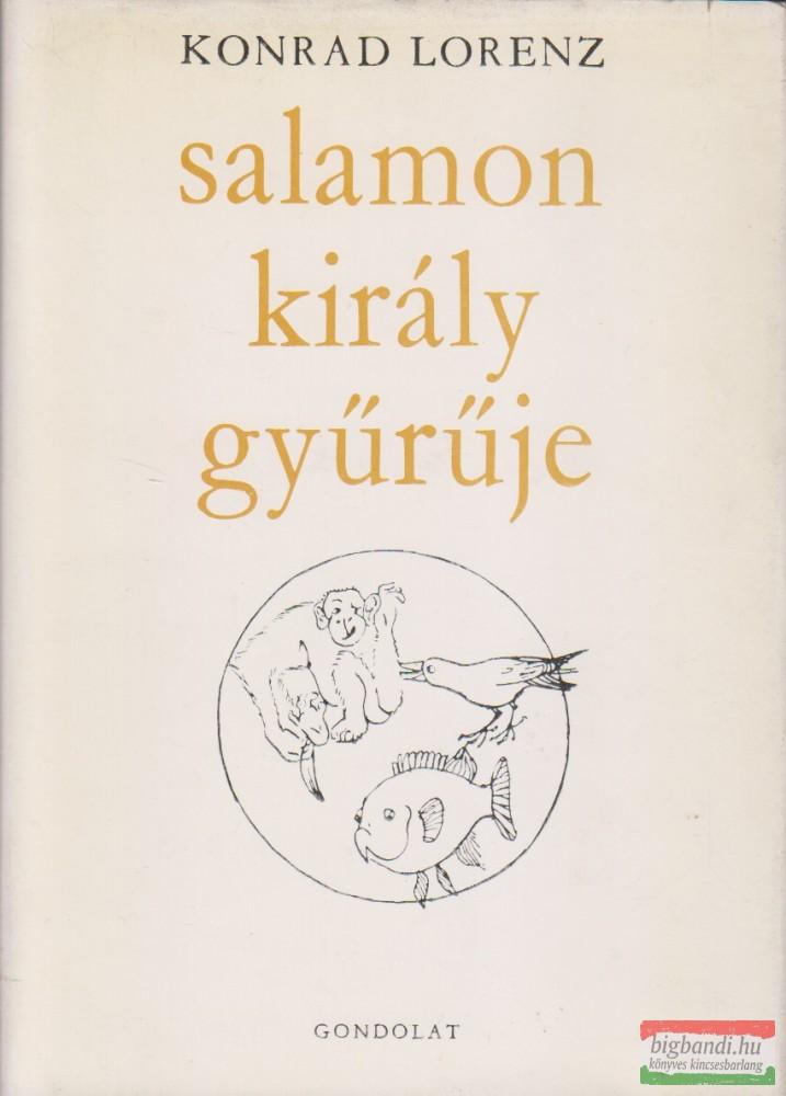 Konrad Lorenz - Salamon király gyűrűje