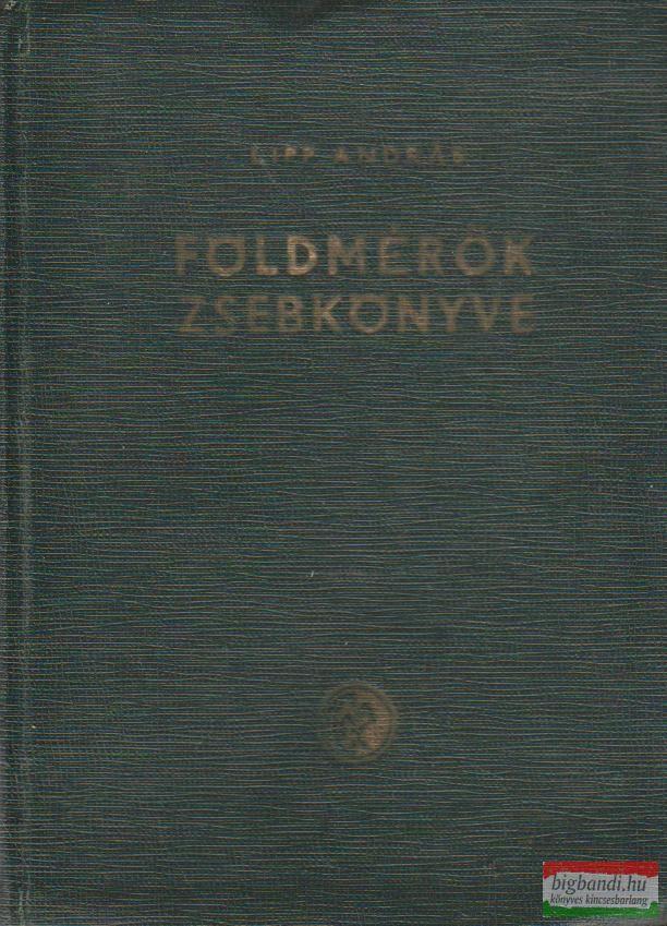 Földmérők zsebkönyve