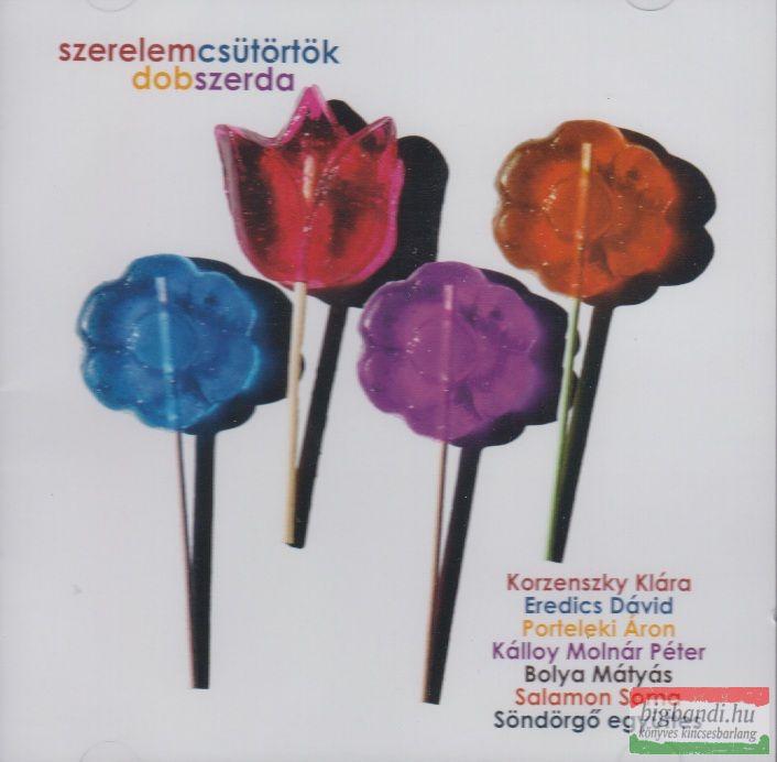 Korzenszky Klára: Szerelemcsütörtök dobszerda CD