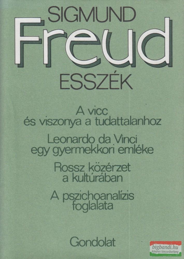 Esszék - Sigmund Freud