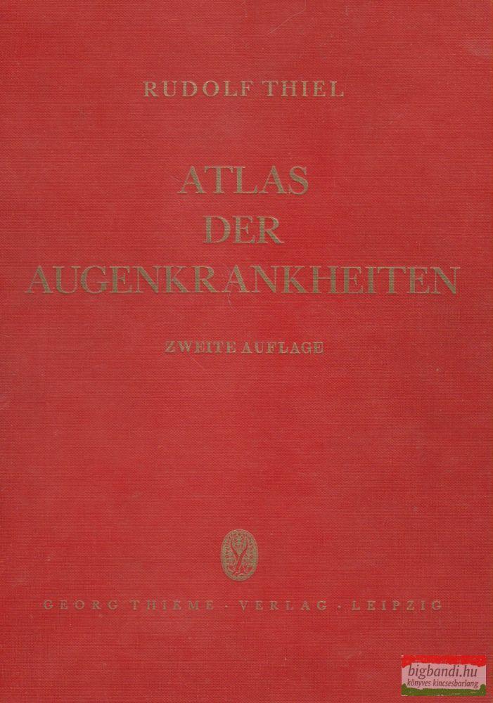 Atlas der Augenkrankheiten Zweite auflage