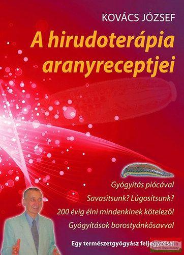 A hirudoterápia aranyreceptjei