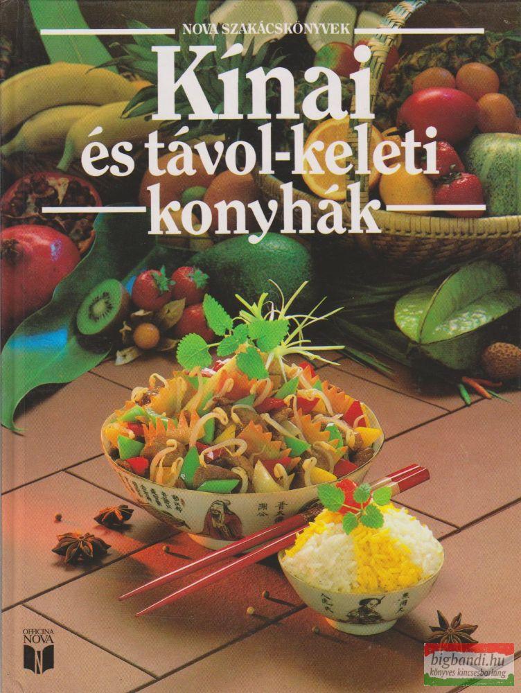 Kínai és távol-keleti konyhák - Nova szakácskönyvek