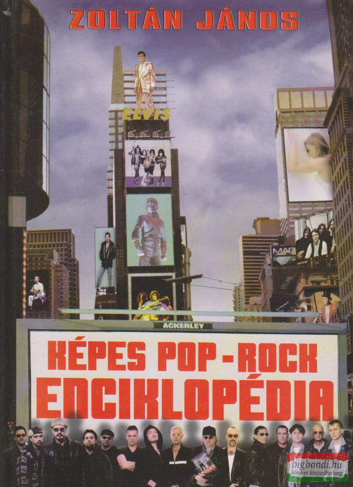 Képes pop-rock enciklopédia