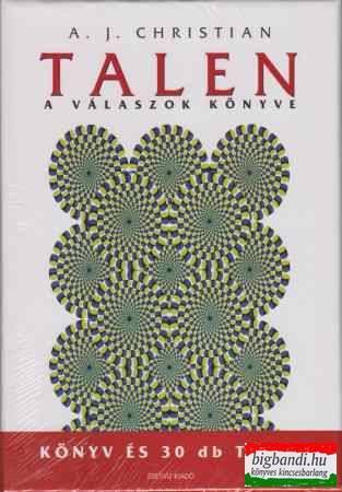 Talen - A válaszok könyve - Könyv és 30 db tábla