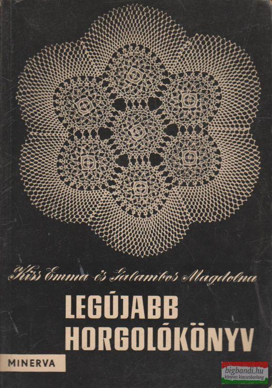 Legújabb horgolókönyv
