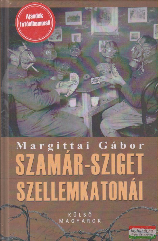 Margittai Gábor - Szamár-sziget szellemkatonái