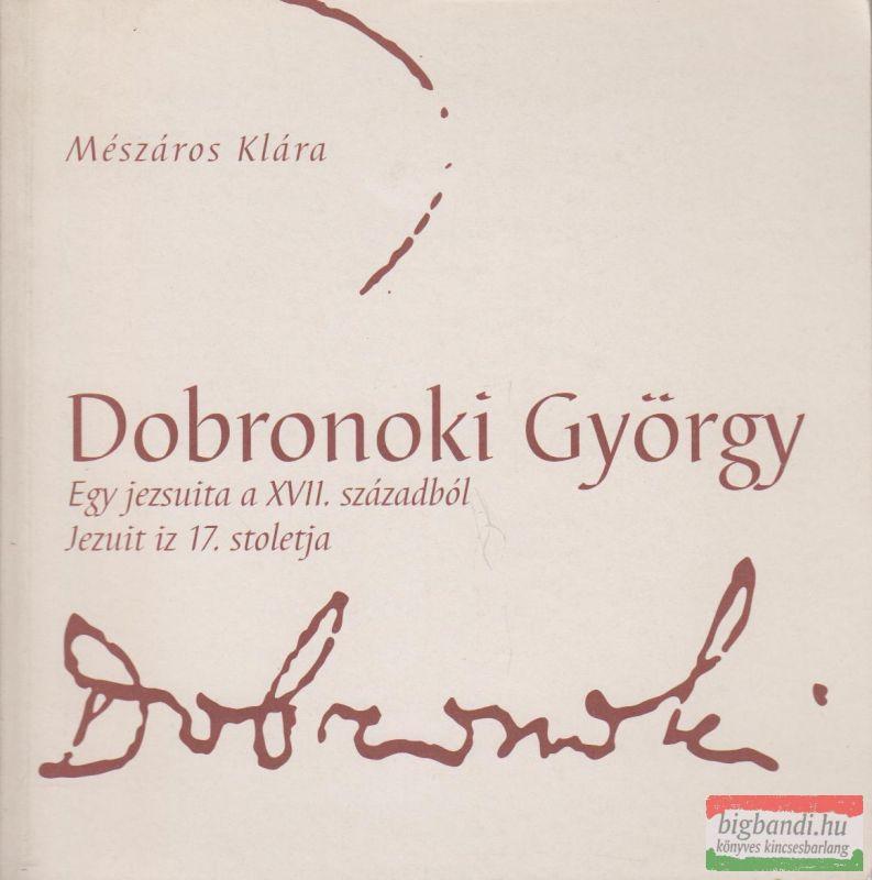 Dobronoki György (magyar-horvát)