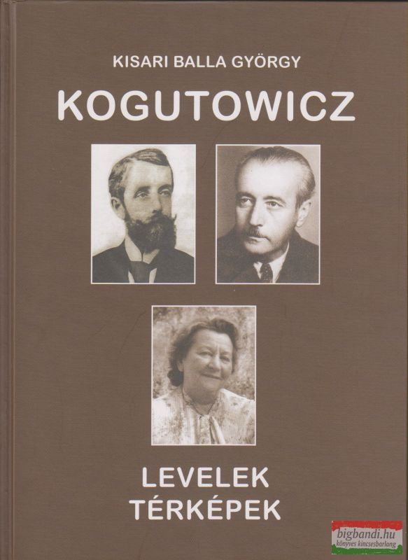 Kogutowicz - Levelek, térképek