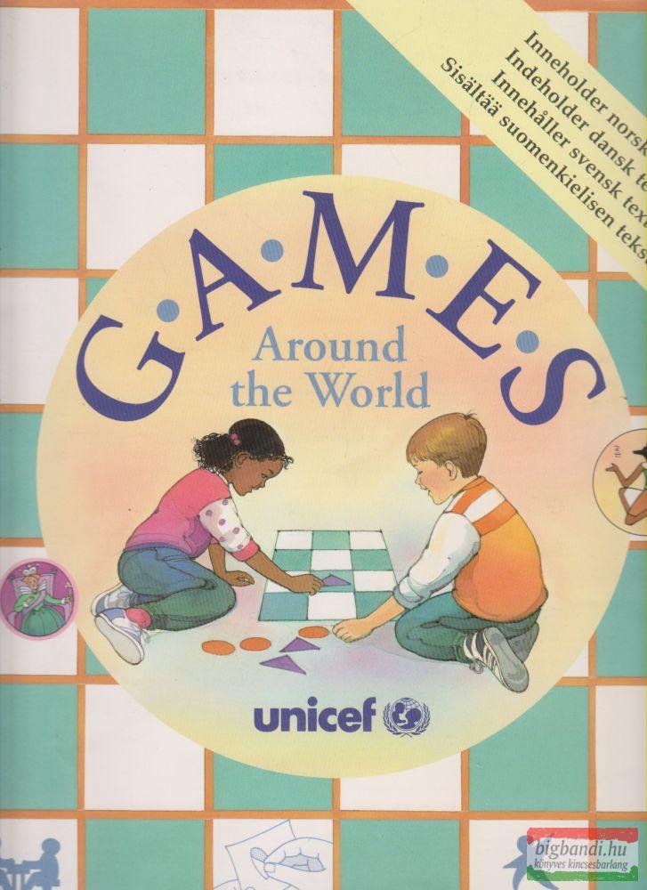 Games - Around the World norvég - dán - svéd - finn nyelven