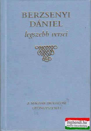Berzsenyi Dániel legszebb versei