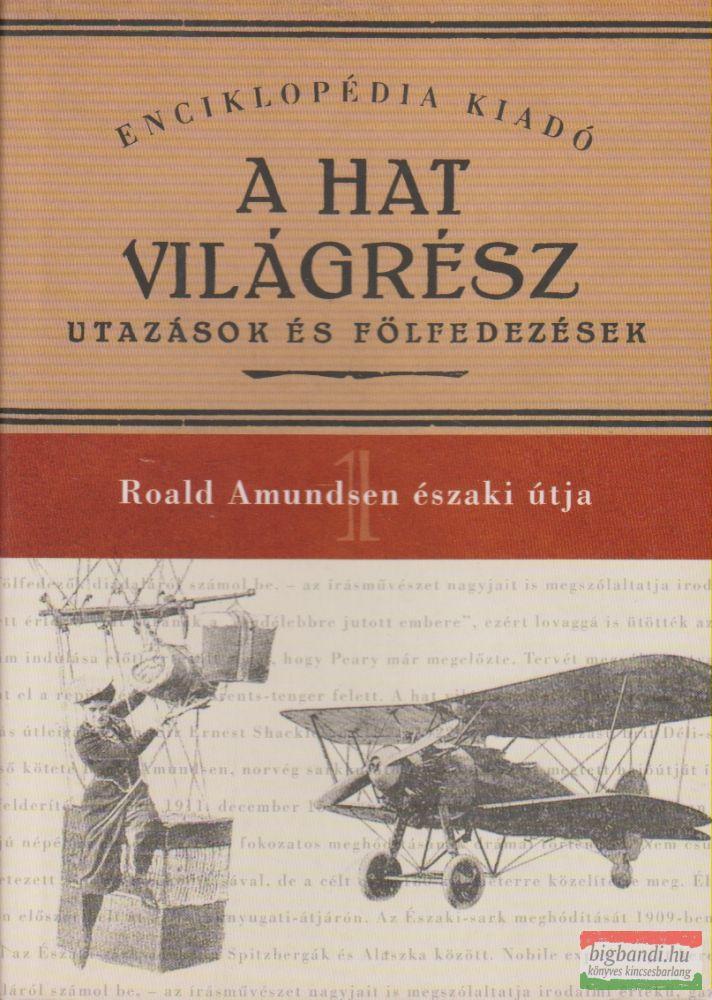 Roald Amundsen északi útja