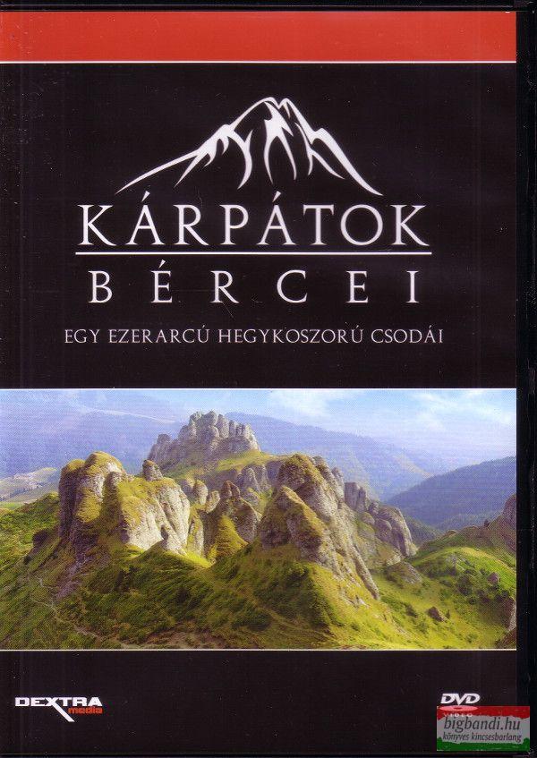 Kárpátok bércei - Egy ezerarcú hegykoszorú csodái DVD