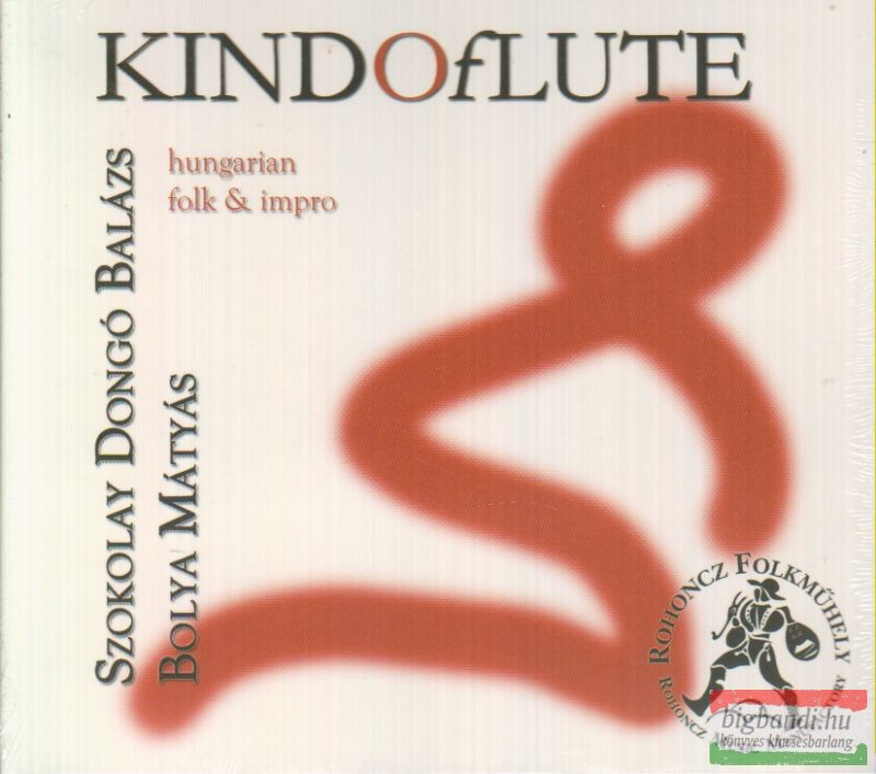 Kindoflute CD