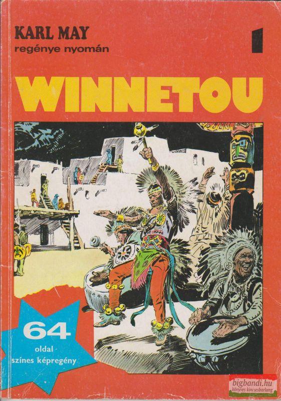 Karl May - Winnetou képregény