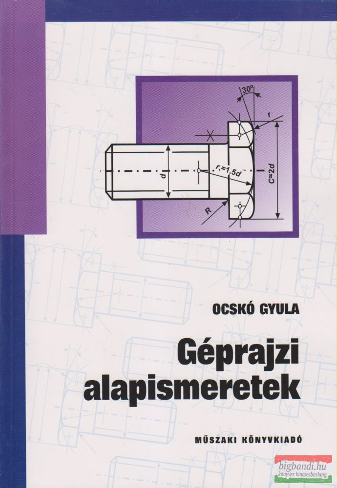 Ocskó Gyula - Géprajzi alapismeretek