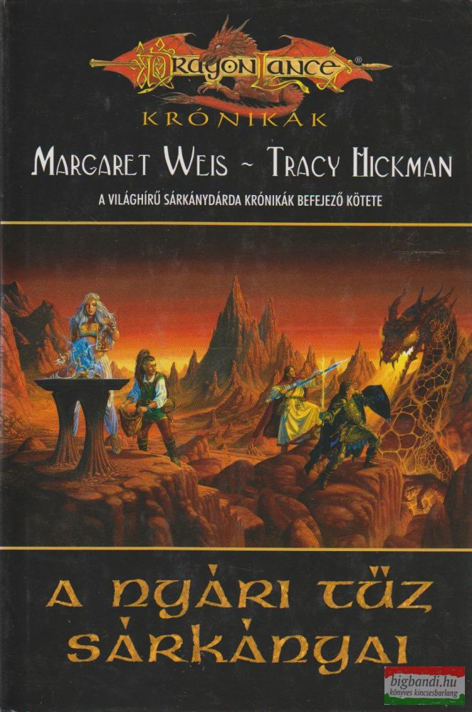 Margaret Weis, Tracy Hickman