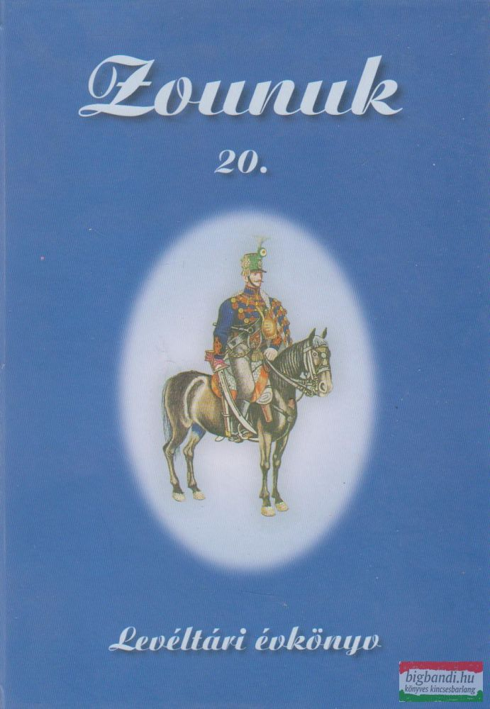 Zounuk 20. - Levéltári Évkönyv