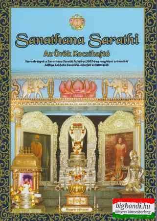 Az Örök Kocsihajtó - Sathya Sai Baba beszédei, interjúk és tanmesék