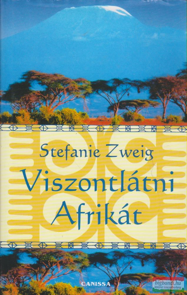 Viszontlátni Afrikát