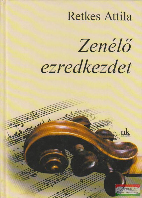 Zenélő ezredkezdet - Válogatott interjúk, 2000-2003