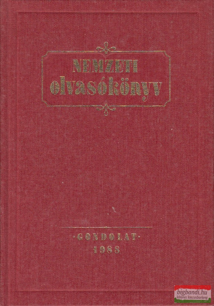 Nemzeti olvasókönyv