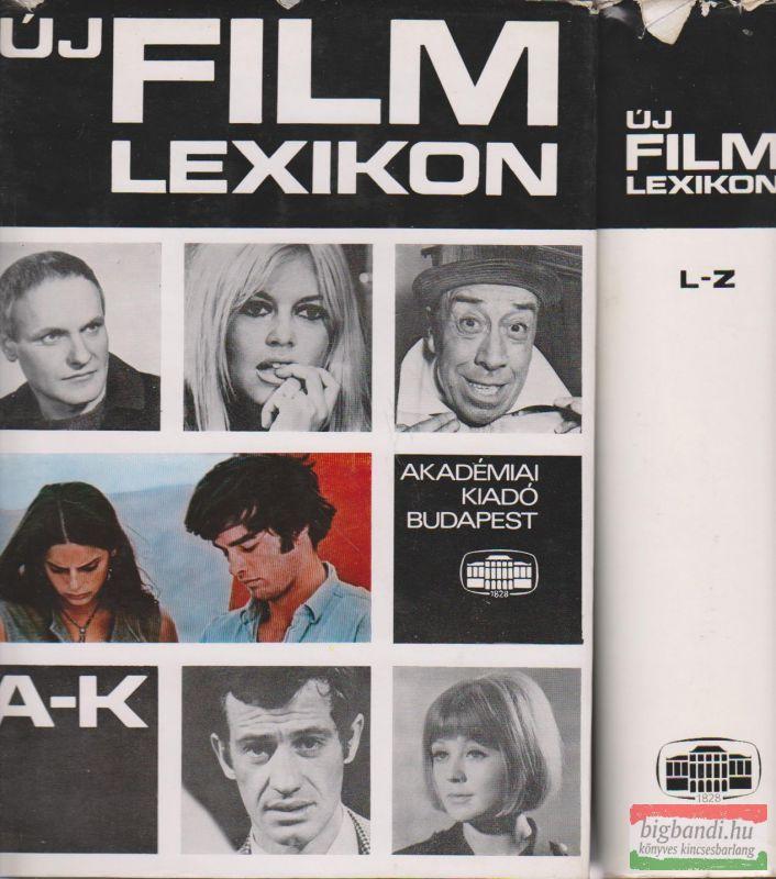 Új filmlexikon I-II.
