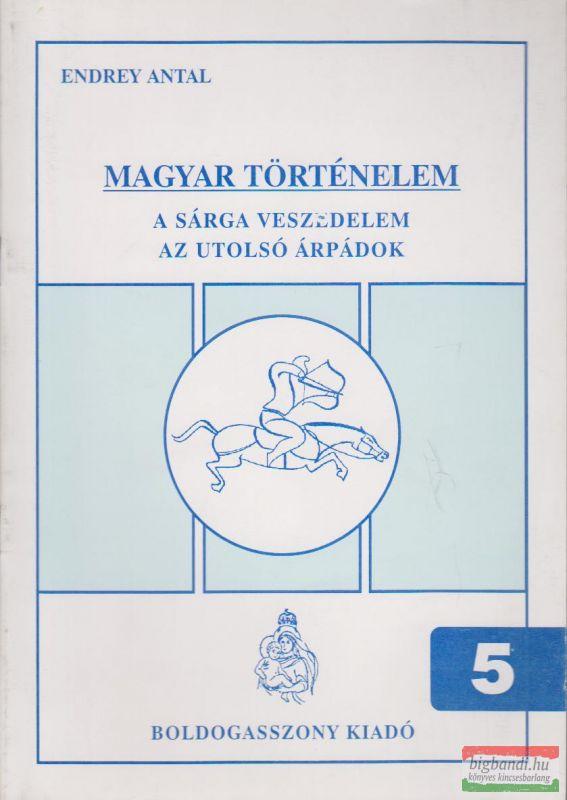 Magyar történelem 5.