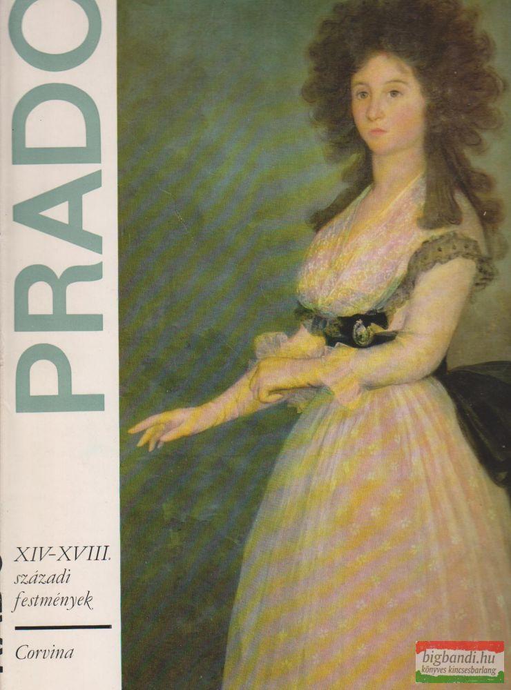 Prado - XIV-XVIII. századi festmények