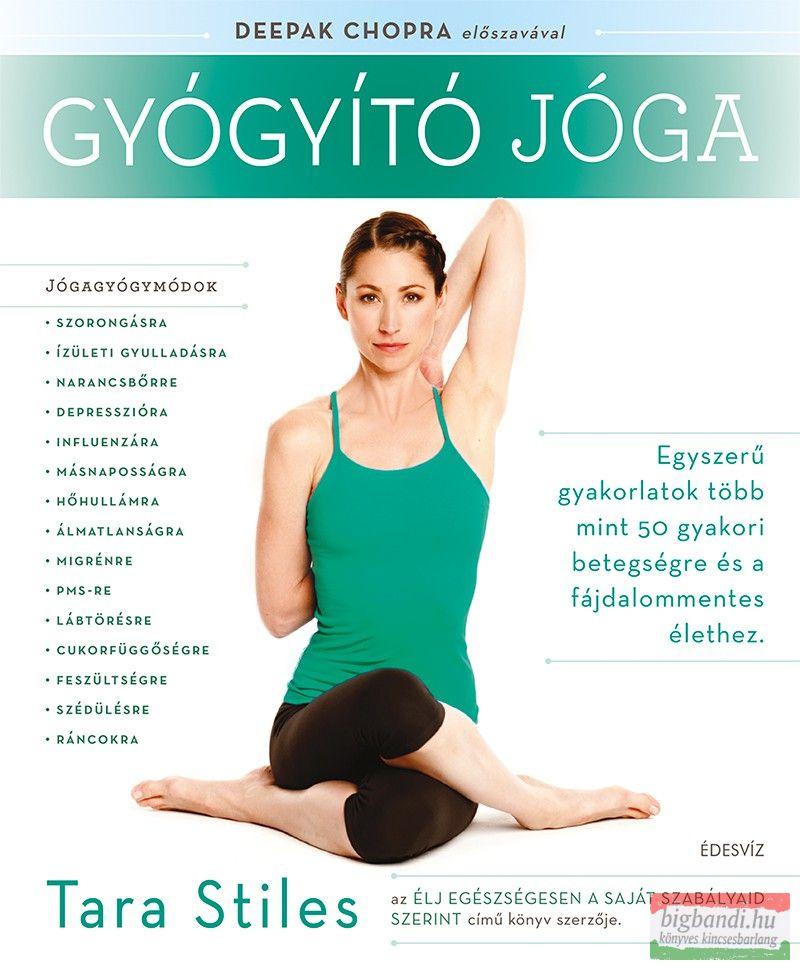 Gyógyító jóga - DVD melléklettel