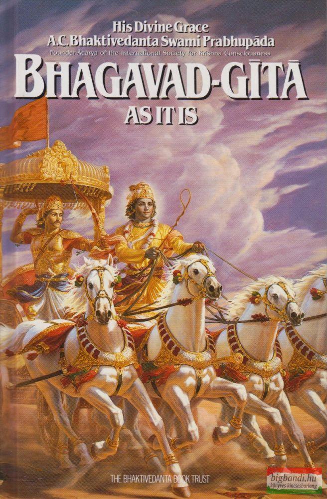 Bhagavad-Gíta As It Is