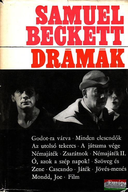 Drámák (Samuel Beckett)
