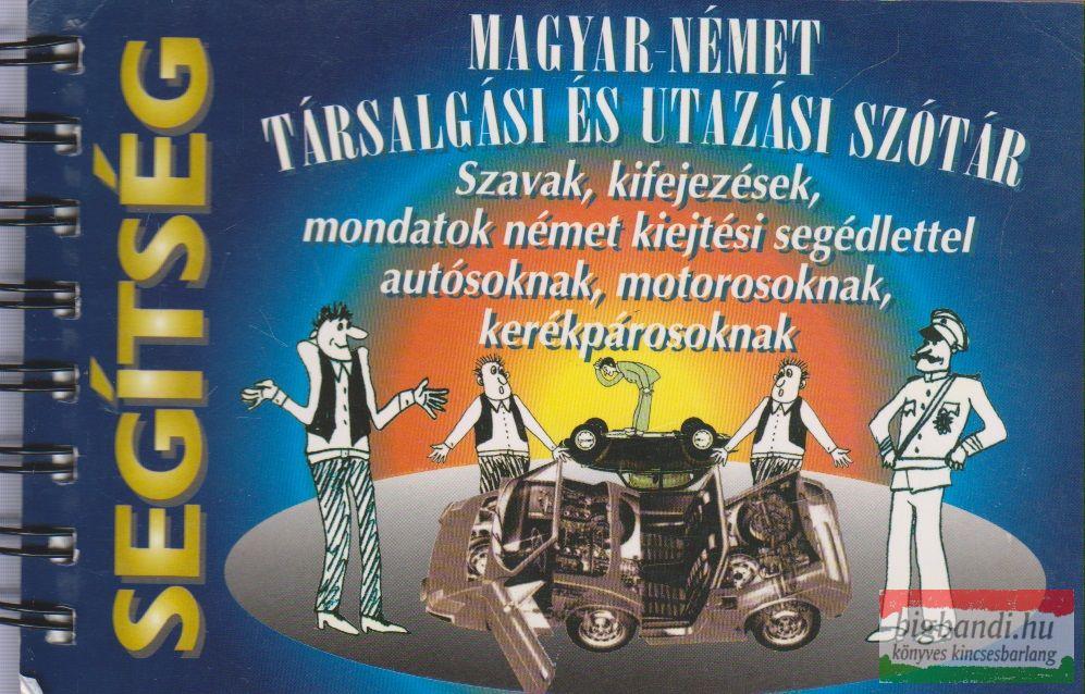 Magyar-német társalgási és utazási szótár