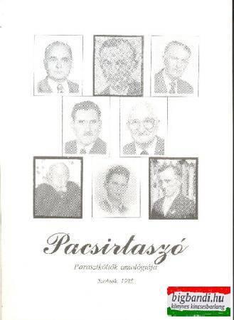 Pacsirtaszó - parasztköltők antológiája