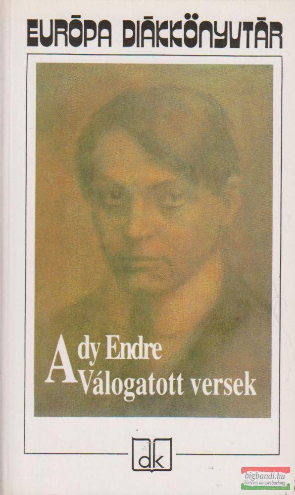 ADY ENDRE VÁLOGATOTT VERSEK