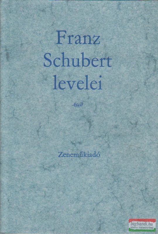 Franz Schubert levelei