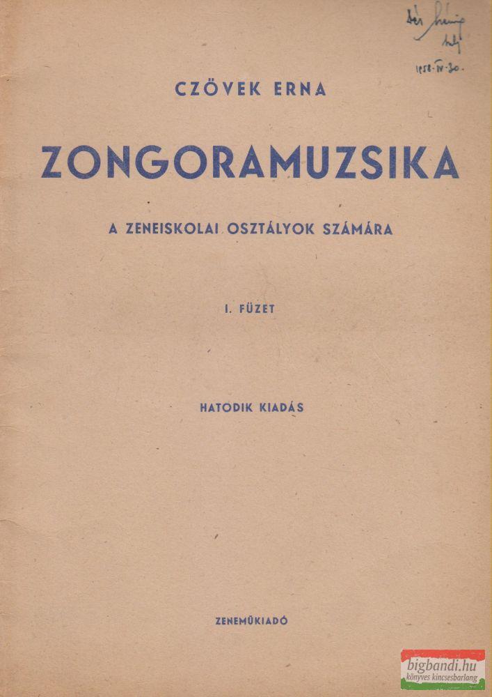 Czövek Erna - Zongoramuzsika - I. füzet