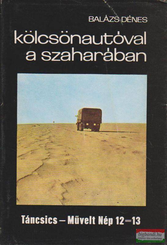 Kölcsönautóval a Szaharában