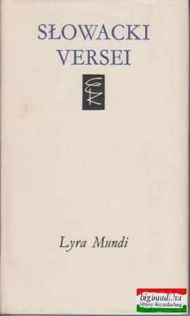 Juliusz Slowacki versei (Lyra Mundi)