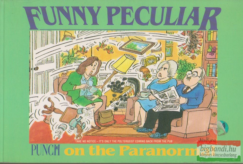 Funny peculiar - Punch on the Paranormal