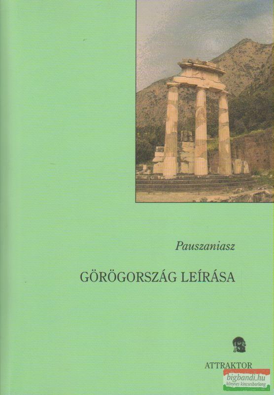 Görögország leírása I-II.