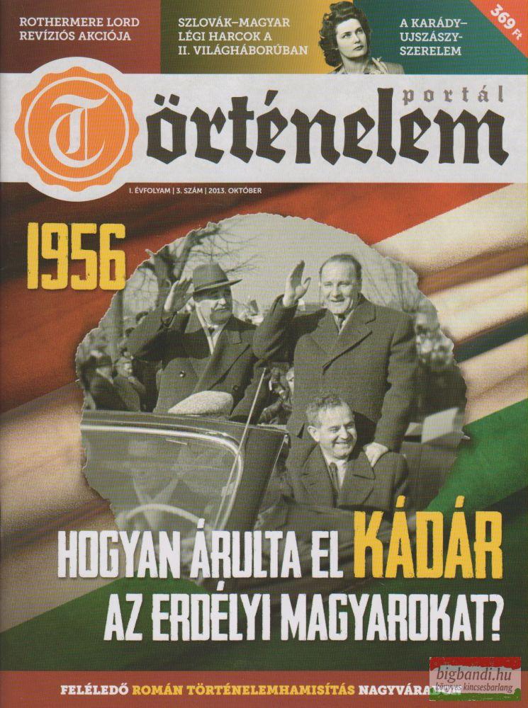 Történelemportál 3. szám 2013. október