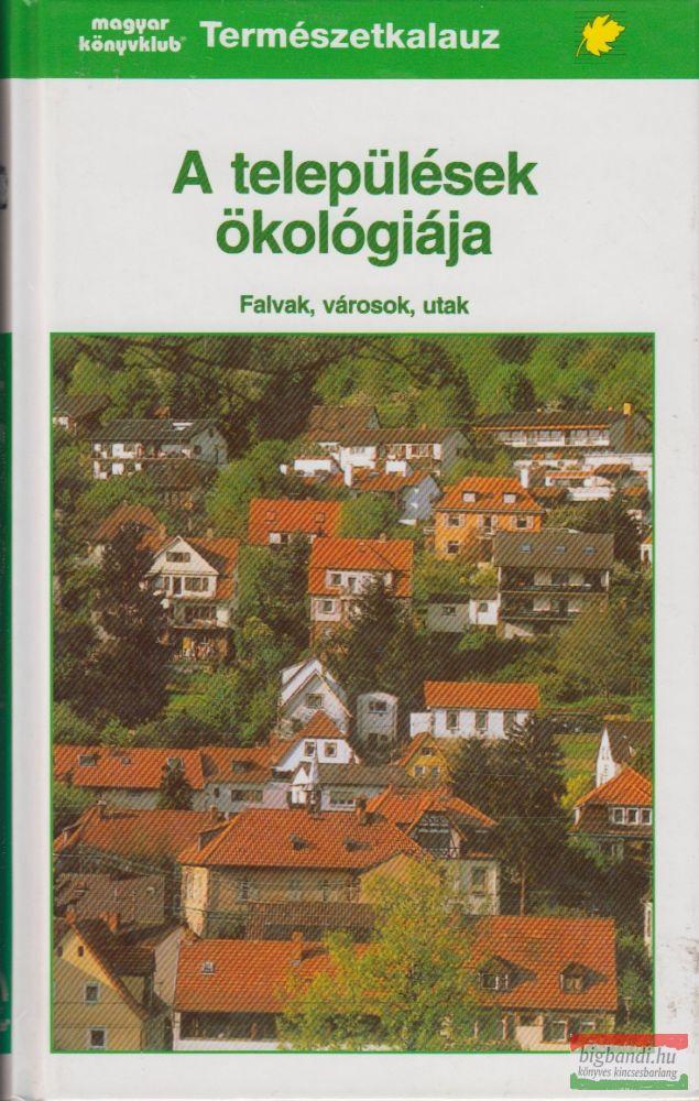 A települések ökológiája