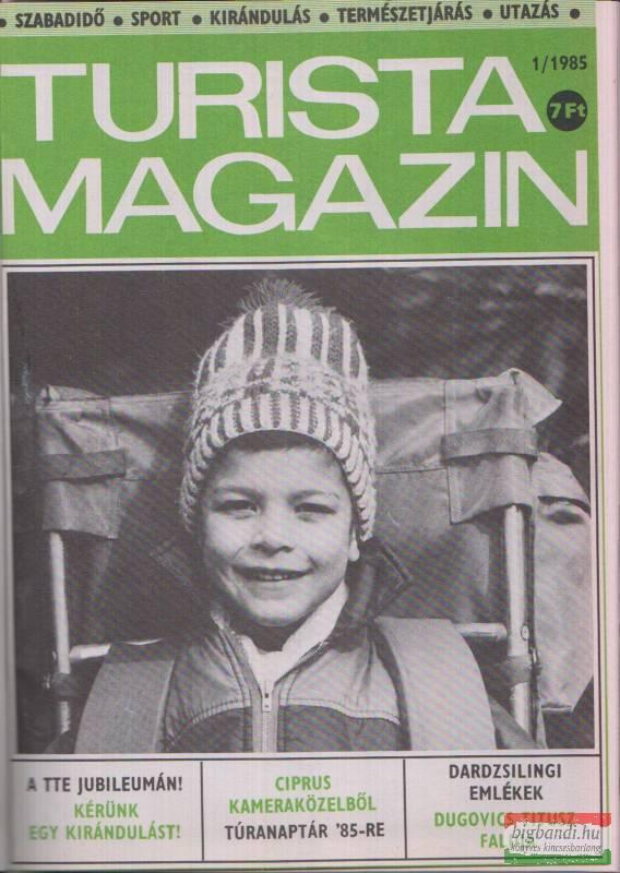 Turista magazin 1985.